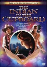 THE INDIAN IN THE CUPBOARD DVD NEW