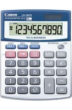 Canon LS-100TS Tax & Business Calculator 10 Digits Full Size Keys EZ2-4848