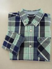 Tommy Hilfiger Boy's Long Sleeve Button Down Shirt size 5 New