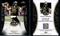 Trevor Lawrence 2018 Leaf US Army All American Rookie Card Mint