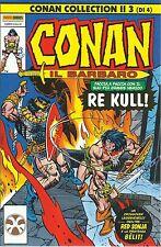 CONAN COLLECTION II° N° 3 Volume a fumetti Paninicomics Sconto 50%