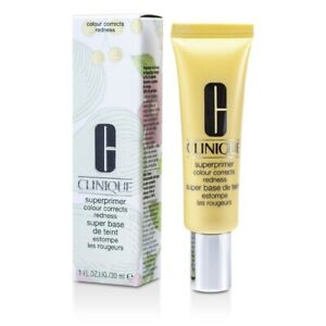 Clinique SuperPrimer Colour Corrects - # Redness (Yellow) 30ml Womens Make Up