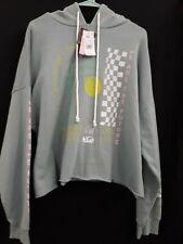 Girls Nwt size xxl hooded sweatshirt Grayson Threads retail 22.99