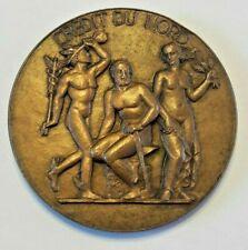 Jetons & Médailles, France, Medal, Crédit du Nord by Michel Delpluque