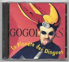 RARE CD / GOGOL - LA PLANETE DES DINGUES / NEUF SOUS CELLO - PULSE PROD 7762138