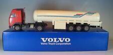 Conrad 1/50 Volvo FH 16 Globetrotter 4x2 Tankzug OVP #1222