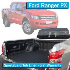Ford Ranger PX (2012 - 2015) - Sportguard Tub Liner - Ford - Dual Cab Ute