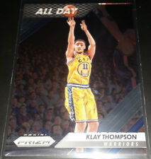 Klay Thompson 2016-17 Panini Prizm ALL DAY Insert Card