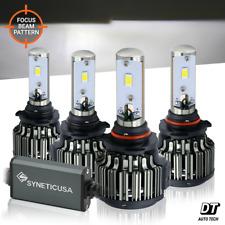 90059006 Led Combo Headlight Kit Cree Csp 240w Light Bulbs High Amp Low Beam