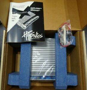 NEW IN BOX OLD SCHOOL HIFONICS GENERATRION X SAMSON 27 YEAR OLD TIME CAPSULE