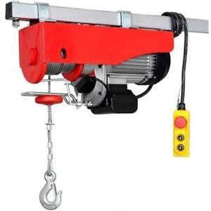 Warrior 1000kg electric hoist 240veha1000 8657209234