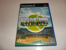 PlayStation 2 PS 2 WTA Tour de Tenis
