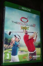 The Golf Club 2 XBOX ONE 1 XB1 NEW SEALED FREE UK p&p UK SELLER