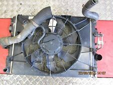 2006 HYUNDAI SONATA 2.0 CRTD  RADIATOR Pack , Complete unit with electric fan