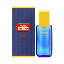 Aqua Quorum by Antonio Puig for Men 3.4 oz EDT Spray Brand New