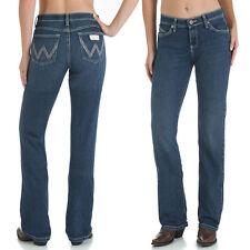Wrangler Q-Baby Cowgirl Cut WRQ20BU Riding Stretch Jeans - Size 3/4 =Aus 8
