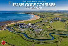 Irish Golf Courses Calendar 2021 - Real Ireland A4