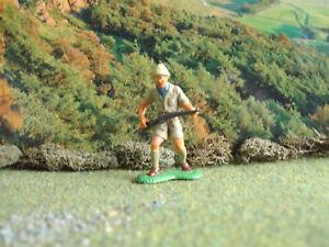 Vintage Marx big game hunter 1:35 painted