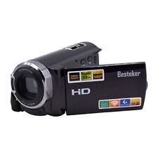 Besteker Hdv-5051Str 1080p 30Fps Wifi Camcorder