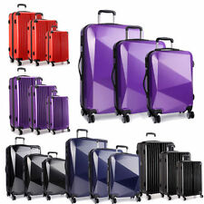 Unbranded Luggage with Wheels/Rolling