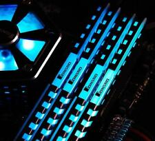 2X JONSBO Memory Ram Cooling Heatsink AURA RGB Light Effect Glow Aluminum