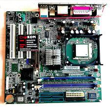 ABIT IS-10, Socket 478, Intel Motherboard+ Celeron 2,8 GHz+ 1Gb SDRAM PC3200