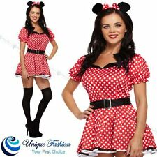 Fabric Minnie Mouse Fancy Dresses