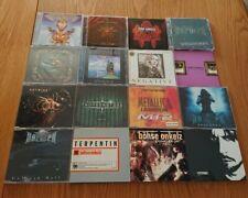 Metal CD Maxi Sammlung 16 Stück Death Power Heavy Norther Böhse Onkelz Metallica