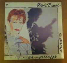 "David Bowie - Scary Monsters [vinyl 12""] 1980 RCA Victor AQL1-3647 indianapolis"