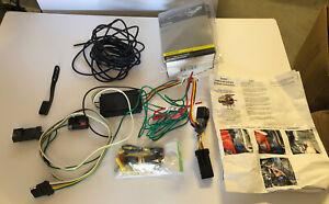 CURT 55597 Custom 4-Flat Wiring for Select Dodge Durango, Chrysler Aspen