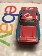 "VINTAGE HO SCALE AURORA AFX BLUE/RED #43 ""PETTY"" ROAD-RUNNER SLOT CAR RACE CAR"