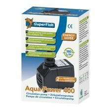 Superfish Aquapower 400 Aquarium Powerhead Pump Aqua-Power 420 LPH