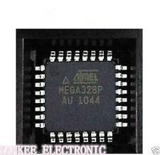 4PCS IC ATMEGA328P-AU TQFP-32 ATMEL DATE CODE:12+ NEW GOOD QUALITY