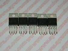 TDA8172  /  ST Micro IC  /  Lot of 5 Pieces