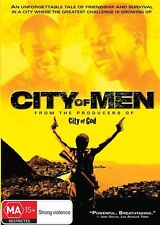 City of Men (DVD, 2014) Region 4 NEW & SEALED