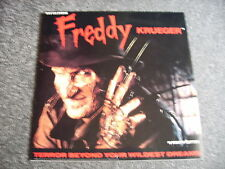 Freddy Krüger-Kalender-1990-16 month edition-Made in US