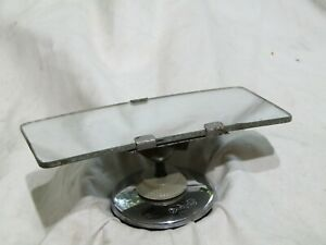 VINTAGE BARNACLE REAR VIEW MIRROR FITS MINI MK1 COOPER AUSTIN MG LOTUS