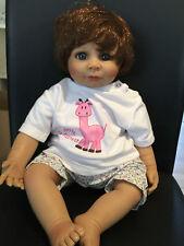 Monika levenig vinilo muñeca 47 cm edición limitada (((top estado)))