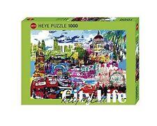 PUZZLE Heye - I love Londres Puzzles 1000 pièces