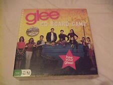 New and Sealed Glee CD Board Game 20th Century Fox