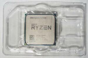 AMD Ryzen 7 2700X 3.7 GHz 8-Core AM4 CPU Processor in good condition