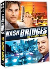 Nash Bridges: Second Season [New DVD] Amaray Case
