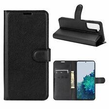Samsung Galaxy S21 Ultra Hülle Case Handy Cover Schutz Schutzhülle Etui Schwarz