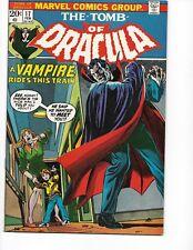 Tomb of Dracula  #17 ( Blade appr.  VF/NM  9.0) Feb-1974,  Marvel