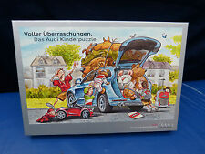 7006. Puzzle  -  Audi Kinderpuzzle  -  48 Teile