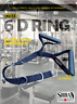 6 D DOUBLE Stirrup Handle Multi Gym Cable Machine Attachment Pull Down Weight