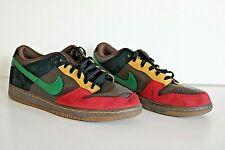 Nike Dunk Low 6.0 314142-233 Men's Multicolor Size 12  101471848 884751063053