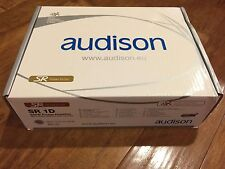 SR 1D - Audison Monoblock 640W RMS Power Amplifier with Crossover (New)