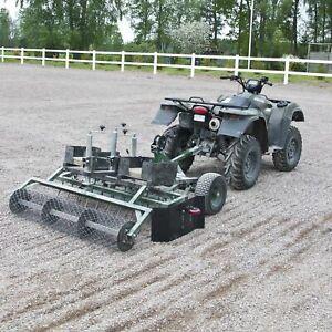 Reitbahnplaner Reitplatzplaner 1,50 m PADDOCK EGGE ATV QUAD Pferde