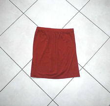 Mini jupe Max Mara rouge taille S mini skirt